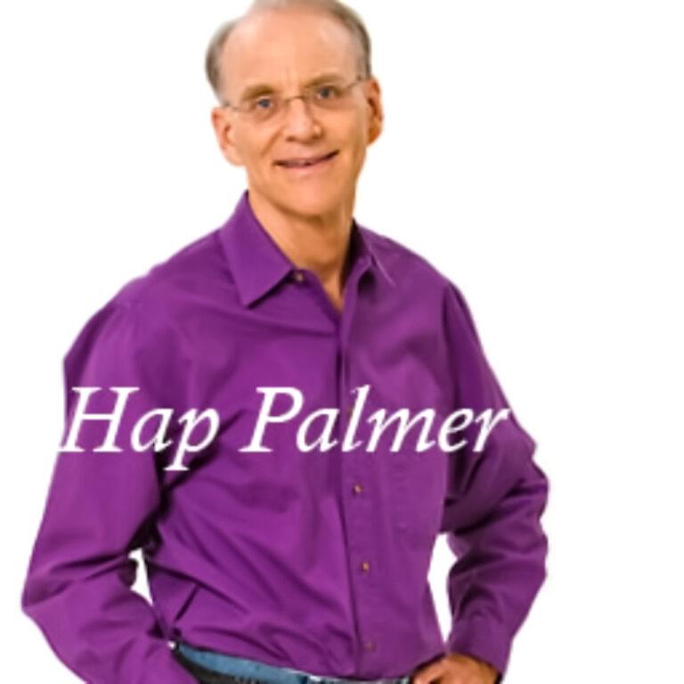 Hap Palmer Portrait