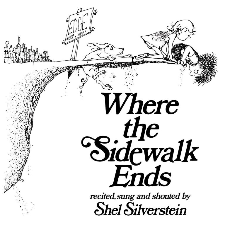 Where The Sidewalk Ends Cover